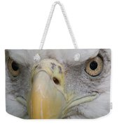 Freedom Eagle Weekender Tote Bag