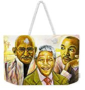 Freedom Hero Weekender Tote Bag