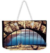 Freedom Is Breaking Down The Walls Weekender Tote Bag