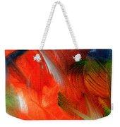Freedom With Art Weekender Tote Bag