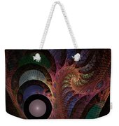 Freefall - Fractal Art Weekender Tote Bag