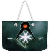 Freemason Symbol By Raphael Terra Weekender Tote Bag