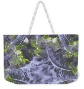 Freeway Park Waterfall 2 Weekender Tote Bag