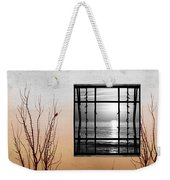 Freeze Weekender Tote Bag