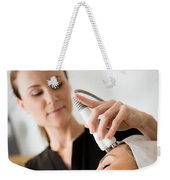 Freeze Skin Tags Weekender Tote Bag