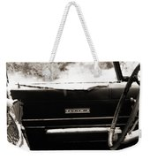 Freezing Fury Weekender Tote Bag