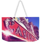Fremont By Day Weekender Tote Bag