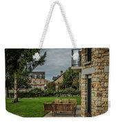 French Architecture Weekender Tote Bag