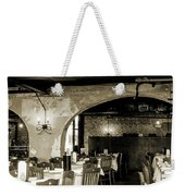 French Country Restaurant 2 Weekender Tote Bag