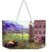 French Countyside  Scene Weekender Tote Bag