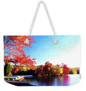 French Creek Fall 94-020 Weekender Tote Bag