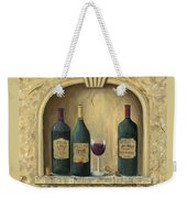 French Estate Wine Collection Weekender Tote Bag