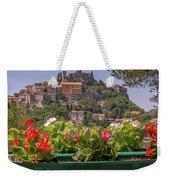 French Flowers Weekender Tote Bag