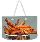 French Fries On The Boards Weekender Tote Bag