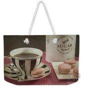 French Macarons 2 Weekender Tote Bag