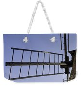 French Moulin Blades Weekender Tote Bag