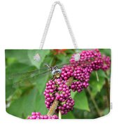 French Mulberry Weekender Tote Bag