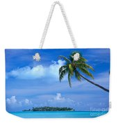 French Polynesia, Bora Bo Weekender Tote Bag