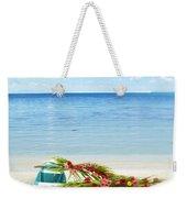 French Polynesia, Huahine Weekender Tote Bag