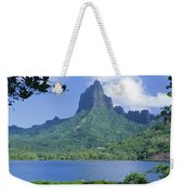 French Polynesia, Moorea Weekender Tote Bag