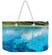 French Polynesia, View Weekender Tote Bag