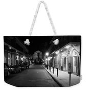 French Quarter #1 Weekender Tote Bag