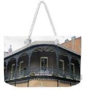 French Quarter 13 Weekender Tote Bag