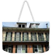 French Quarter 19 Weekender Tote Bag