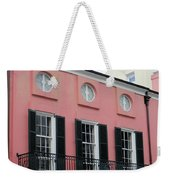 French Quarter 9 Weekender Tote Bag