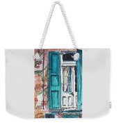 French Quarter Weekender Tote Bag