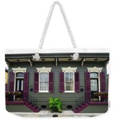 French Quarter Home Weekender Tote Bag