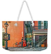 French Quarter Trio Weekender Tote Bag