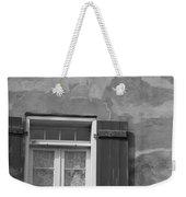 French Quarter Window Weekender Tote Bag