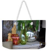 French Reflection Weekender Tote Bag