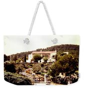 French Riviera 1955 Weekender Tote Bag
