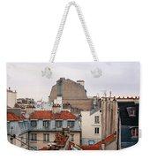 French Rooftops  Weekender Tote Bag