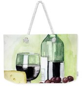 French Tradition Weekender Tote Bag