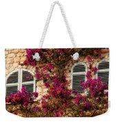 French Windows Weekender Tote Bag