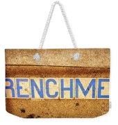Frenchmen St. Nola Weekender Tote Bag