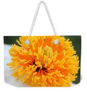 Frenzy Of Stamens Weekender Tote Bag