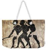 Fresco - Hunters Weekender Tote Bag by Michal Boubin