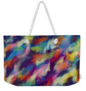 Fresh Abstraction Weekender Tote Bag