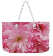 Fresh Blooms Weekender Tote Bag