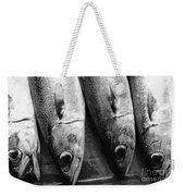 Fresh Catch Weekender Tote Bag