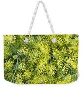 Fresh Dill Weed  Weekender Tote Bag