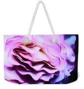 Fresh Faced Weekender Tote Bag by Jessica Manelis
