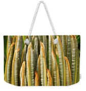 Fresh Fronds Weekender Tote Bag