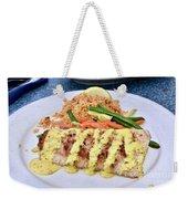 Fresh Grilled Mahi Mahi Weekender Tote Bag
