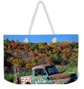 Fresh Mountain Produce Weekender Tote Bag