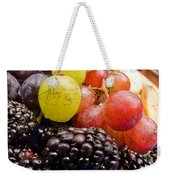 Fresh Not Frozen Weekender Tote Bag
